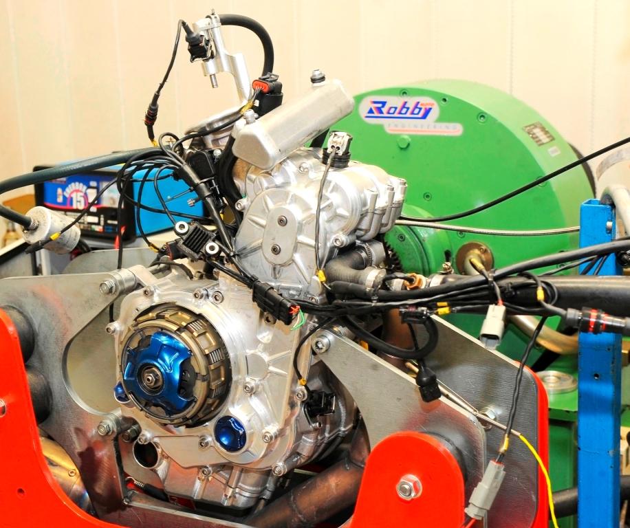 Vendo 006-RI0054-N Robby Moto Engineering a portici